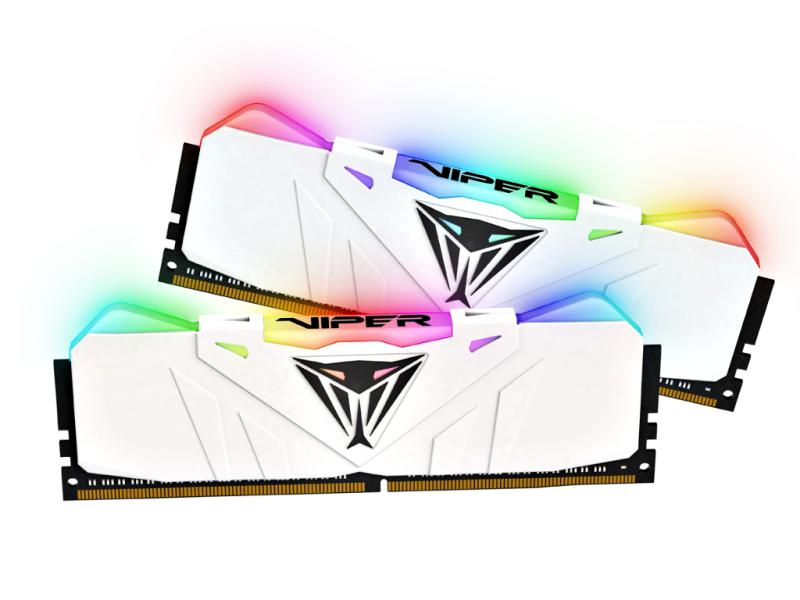 Patriot Viper Extreme Performance RGB | 16GB (2x8GB) DDR4 Gamer Ram | 3000MHz | CL15 | RGB LED | White