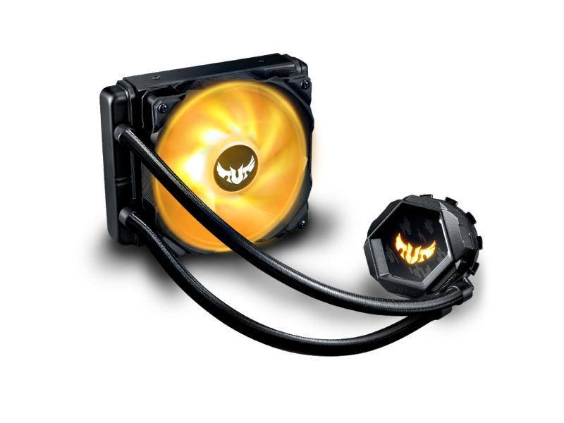 ASUS TUF Gaming LC 120 RGB - AiO Wasserkühlung - AURA Sync - AMD/Intel DWK-10059