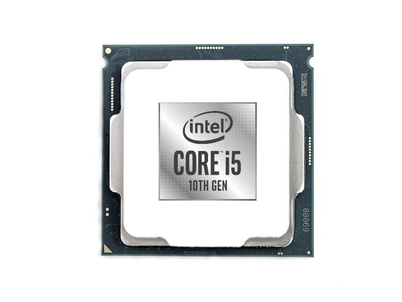 Intel Core i5 10600K - 6-Kern CPU - 6x 4.10 GHz - LGA1200 - Tray