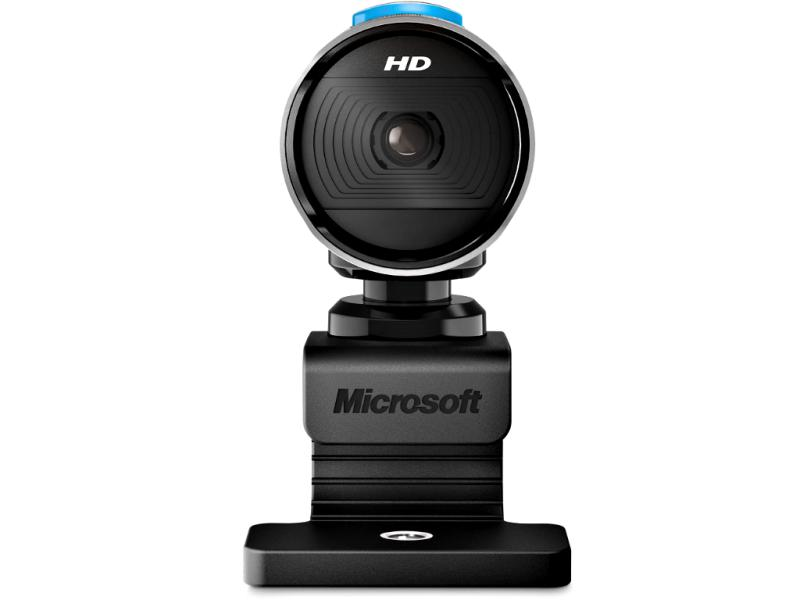Microsoft LifeCam Studio for Business | Full-HD Webcam | 1920x1080p | USB | CMOS Sensor
